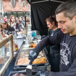 Street Kitchen - Food Market, Viedeň 2015