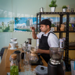 Flat White Specialty Coffee / Doha, 2016
