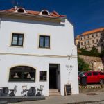 Terasa coffee & wine & pension / Mikulov, 2019