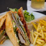 Club sandwich / Picérka / Jaroslavice, 2019