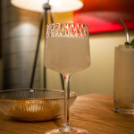 Olive Gin & Tonic / Atelier Bar & Bistro / Brno, 2020
