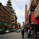 Chinatown / San Francisco 2009