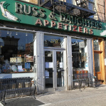 Russ and Daughters - New York, 2014
