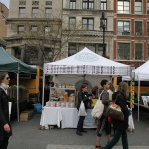 Union Square Greenmarket / New York, 2014