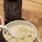 New England Clam Chowder / The Red Hook Lobster Pound / New York, 2014