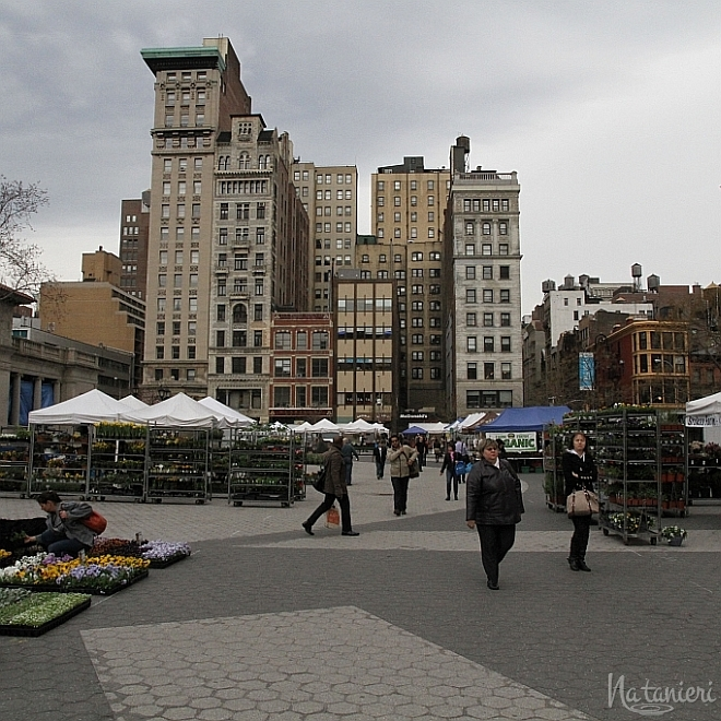 Union Square Market / New York, 2014